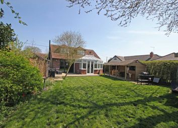 Thumbnail 3 bed detached house for sale in Blewbury Road, East Hagbourne, Didcot