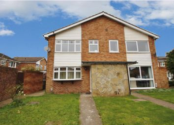 Thumbnail 4 bed semi-detached house to rent in Mark Close, Bexleyheath