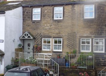 Thumbnail 3 bed terraced house to rent in Bank Street, Haworth