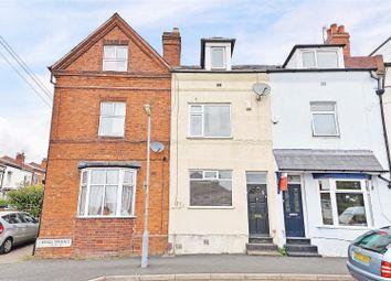 Thumbnail 3 bed terraced house for sale in Kings Road, Kings Heath, Birmingham