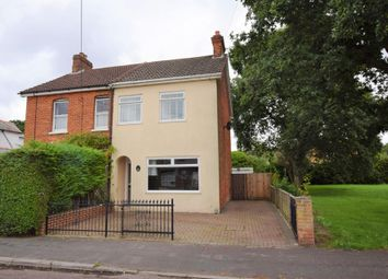 Thumbnail 2 bed semi-detached house for sale in Salisbury Grove, Mytchett, Camberley, Surrey