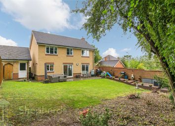 Thumbnail 4 bed detached house for sale in Ellis Close, Hoddesdon, Hertfordshire