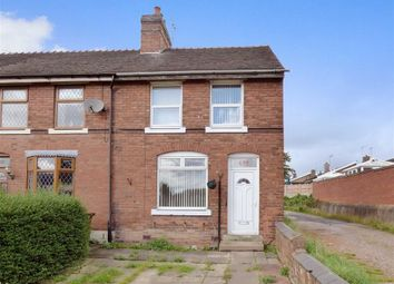 Thumbnail 3 bed end terrace house for sale in Littleworth Road, Cannock, Staffordshire