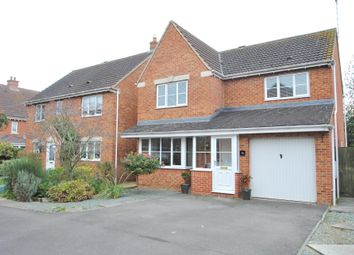 Thumbnail 4 bed detached house for sale in Hanson Gardens, Bishops Cleeve, Cheltenham