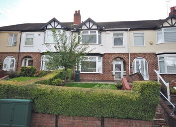 Thumbnail 3 bed terraced house for sale in Allesley Old Road, Coventry