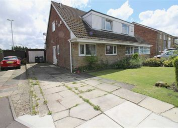 Thumbnail 3 bed semi-detached house for sale in Shannon Drive, Outlane, Huddersfield