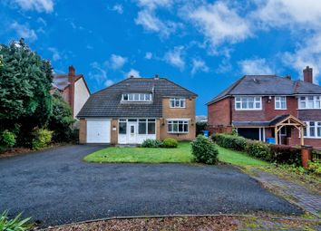 Thumbnail 4 bed detached house for sale in Walsall Road, Great Wyrley, Walsall