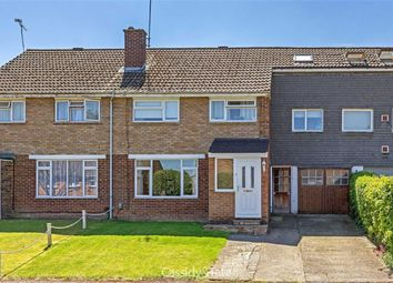 Thumbnail 3 bed terraced house for sale in Garrard Way, Wheathampstead, Hertfordshire