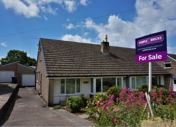 Thumbnail 3 bed semi-detached bungalow for sale in Vicarage Close, Carnforth