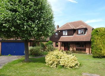 4 bed detached house for sale in Polesden View, Bookham, Leatherhead KT23