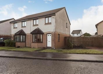 Thumbnail 3 bed semi-detached house for sale in Overton Avenue, Strathaven, South Lanarkshire