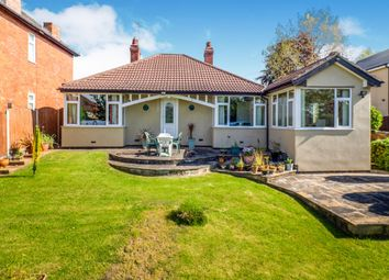 Thumbnail 3 bedroom detached bungalow for sale in Main Street, Horsley Woodhouse, Ilkeston