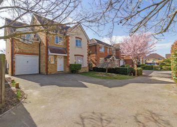 Thumbnail 4 bedroom detached house for sale in Moonfleet Close, Kemsley, Sittingbourne