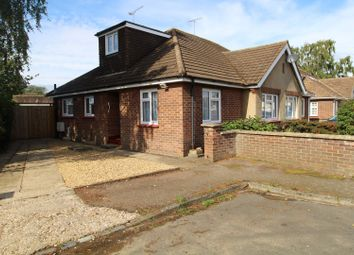 Thumbnail 4 bed semi-detached bungalow for sale in Rhondda Close, Milton Keynes