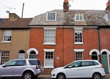 Thumbnail 4 bed terraced house for sale in St. Radigunds Street, Canterbury