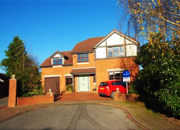 Thumbnail 4 bed detached house for sale in Springfields, Castleton, Cardiff