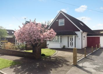 Thumbnail 3 bed detached house for sale in Park View Road, Salfords, Surrey