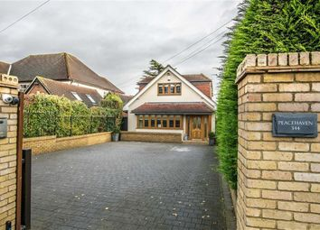 Thumbnail 5 bed detached house for sale in Ware Road, Hertford