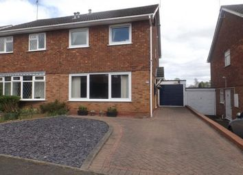 Thumbnail 3 bed semi-detached house for sale in Forester Way, Kidderminster, Worcestershire