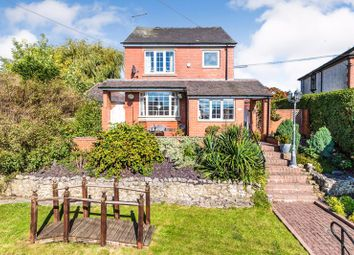 Thumbnail 5 bed detached house for sale in Holt Lane, Kingsley, Staffordshire