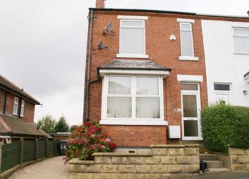 Thumbnail 1 bed flat to rent in Beech Avenue, Mapperley, Nottingham