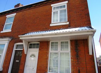 Thumbnail 3 bedroom terraced house to rent in Weston Street, Walsall