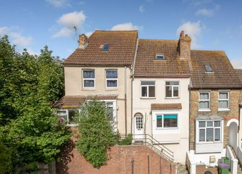 Thumbnail 3 bedroom end terrace house for sale in Thanet Gardens, Folkestone