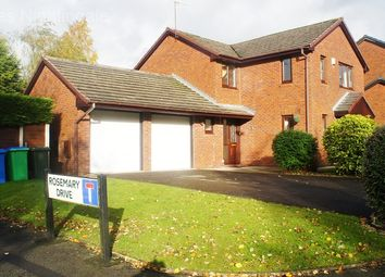 Thumbnail 4 bed detached house for sale in Lime Grove, Littleborough, Lancashire.