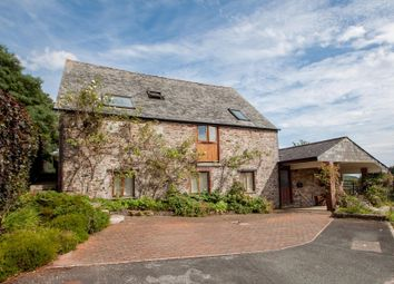 Thumbnail 4 bed barn conversion for sale in Hatshill Farm Close, Bickleigh, Plymouth