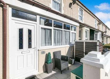 Thumbnail 3 bed terraced house for sale in Park Road, Colwyn Bay, Conwy
