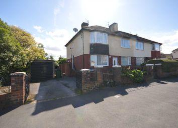 Thumbnail 2 bed flat for sale in Rock Lane West, Rock Ferry, Birkenhead