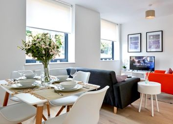 Thumbnail 2 bedroom flat for sale in Aldenham Road, Bushey
