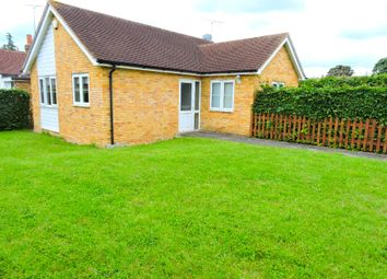 Thumbnail 2 bed bungalow to rent in Bury Fields, Felsted