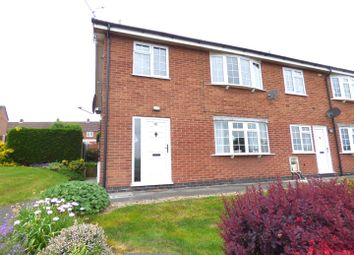 Thumbnail 2 bedroom maisonette for sale in Doles Lane, Findern, Derby