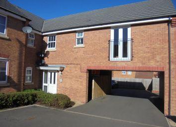 Thumbnail 2 bedroom flat for sale in Elmwood Road, Arleston, Telford