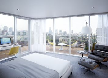 Thumbnail 3 bedroom flat for sale in 175 Long Lane, London