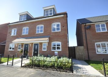Thumbnail 3 bed semi-detached house for sale in Foxglove Close, Mooracre Lane, Bolsover