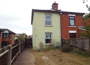 Thumbnail 2 bed semi-detached house for sale in Highfield, Southampton, Hampshire