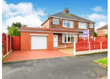 Thumbnail 2 bed semi-detached house for sale in Lincoln Gardens, Scunthorpe
