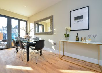 Thumbnail 3 bed flat for sale in Fusion Court, Stratford