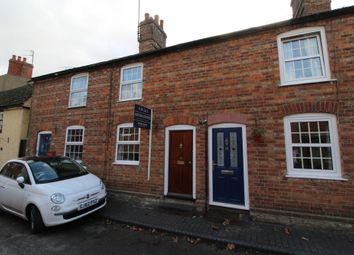 Thumbnail 2 bed terraced house for sale in Mill Street, Newport Pagnell, Buckinghamshire