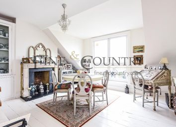 Thumbnail 3 bed flat for sale in Wolseley Road, Crouch End, London