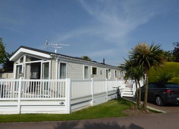 Thumbnail Property for sale in Foxhunter Residential Caravan Park, Monkton Street, Monkton, Ramsgate