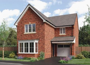 "Thumbnail 3 bed detached house for sale in ""Malory"" At Honeywell Lane, Barnsley S75, Barnsley,"