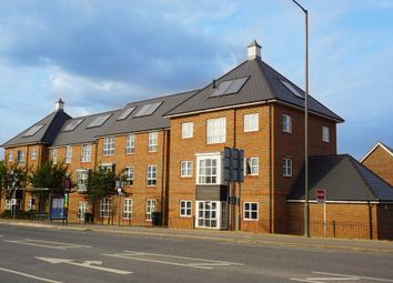 Thumbnail 2 bed flat for sale in Poole Close, Aylesbury