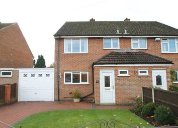 Thumbnail 3 bed semi-detached house to rent in Riverside Close, Sheepy Magna, Atherstone