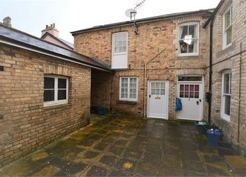 Thumbnail 1 bed mews house for sale in Queen Street, Newton Abbot, Devon.