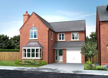 Thumbnail 4 bed detached house for sale in Deerpark, Kingshill, Huncoat, Accrington, Lancashire