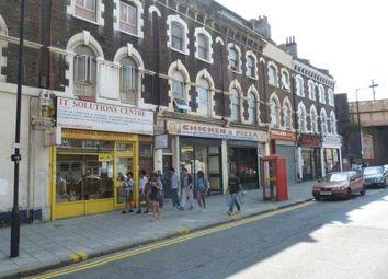Thumbnail 1 bed flat to rent in Amhurst Road, Hackney