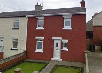 3 bed semi-detached house for sale in Burnett Crescent, Kelloe, Durham DH6